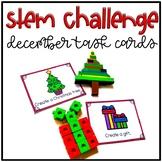 Christmas Stem Challenge Using LEGO bricks