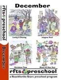 December Lesson Plans Series 1 [Four 5-day Units]