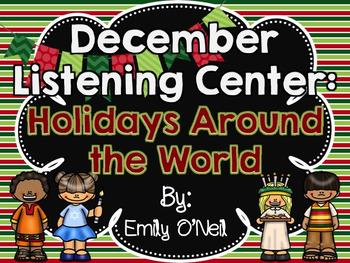 December Listening Center - Holidays Around the World