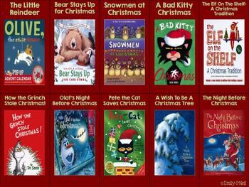 December Listening Centers Bundle