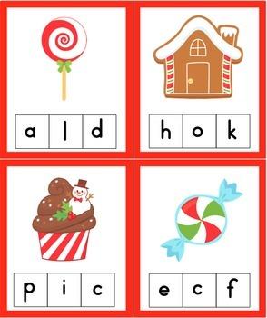 Holiday Treats Literacy Activities