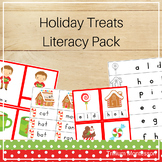 Holiday Treats Literacy Activities