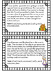 December Gingerbread Man Task Cards and Christmas Writing Prompts