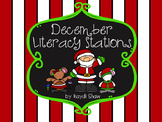 December Literacy Stations