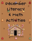 December Literacy and Math Activities
