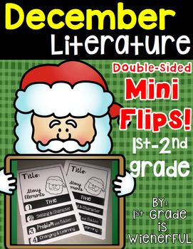December Literature Double-Sided Mini Flips