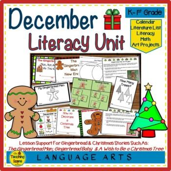 Literacy Unit: December