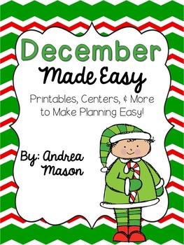 December Made Easy!
