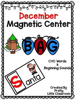 December Magnetic Center