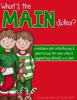 Main Idea December