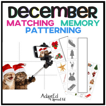 December Matching Memory and Patterning