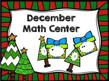 {December} Math Center