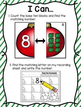 December Math Centers! Aligned to the CC