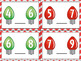 Christmas Math Centers and Activities- Numbers December