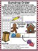 December Math Centers - First Grade