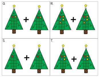 December Math Centers-Gingerbread Theme