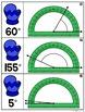 December Math Centers (Grades 3-5)