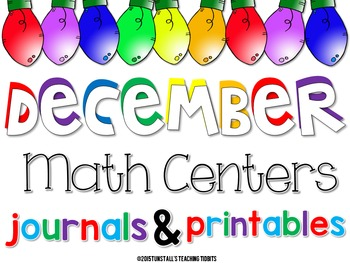 This is a photo of Insane Printable Math Centers