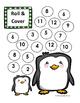 December Math Centers for Kindergarten and First Grade (K