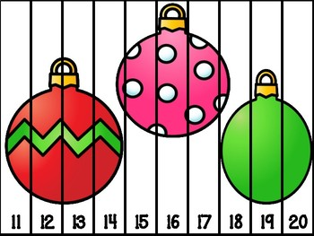 December Math Centers in Spanish
