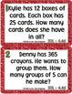 December Math Exit Tickets