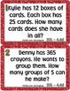 December Math Exit Tickets