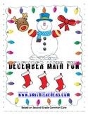 December Math Fun for Free