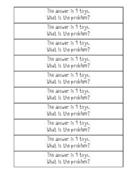 December Math Journal Prompts- Kindergarten CC
