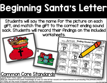December Math & Literacy Activities Bundle