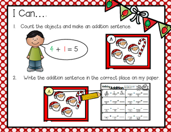 December Math & Literacy Centers for K-2