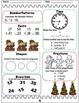 December Math Review  ~ Second Grade