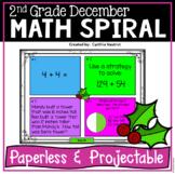 2nd Grade Math - December