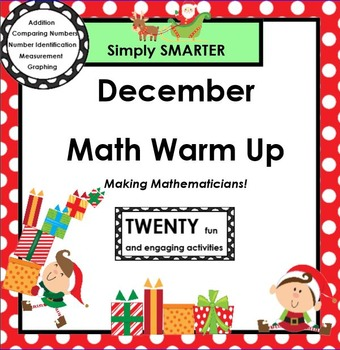 DECEMBER MATH WARM UP