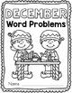 December Math Word Problems