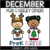 December: Math and Literacy Centers