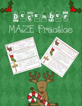 December Maze Practice