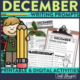 December Writing Prompts   December Writing Journal   Dece
