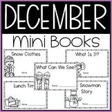 December Mini Books