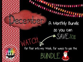 December Monthly Bundle Deal