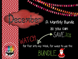 December Monthly Bundle Deal