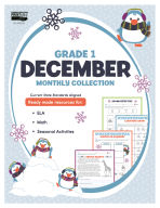 December Monthly Collection, Grade 1