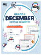 December Monthly Collection, Grade 4