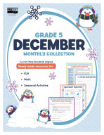December Monthly Collection, Grade 5