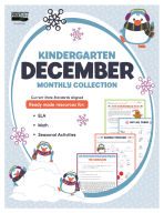 December Monthly Collection, Grade K
