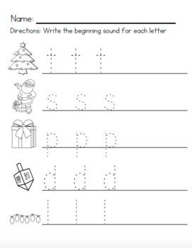 December ELA Pack - Special Education