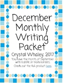 December Monthly Packet