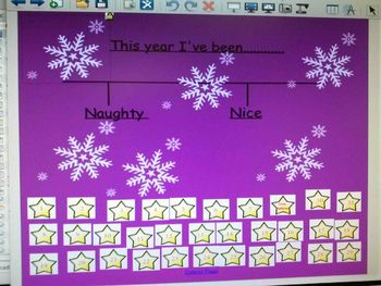 December Morning Graph Activity