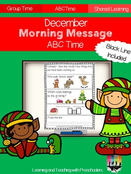 December Morning Message ABC Time