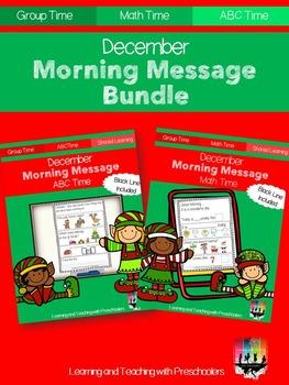 December Morning Message Bundle