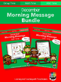 December Morning Message Bundle